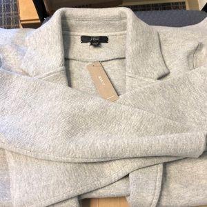J. Crew Sweaters - J. Crew Sophie open-front sweater blazer